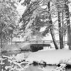 Winter Storm, Lake Auburn, Auburn, Maine